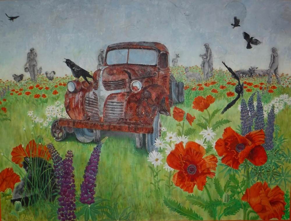 patricia wilson new works